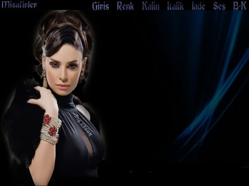 Flatcast Black Lady Tema By Efsun