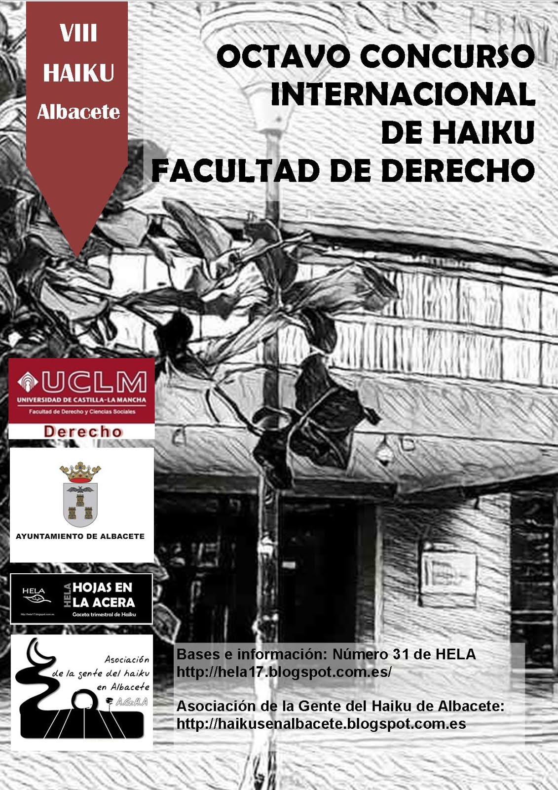 Octavo Concurso Internacional de Haiku Facultad de Derecho de Albacete