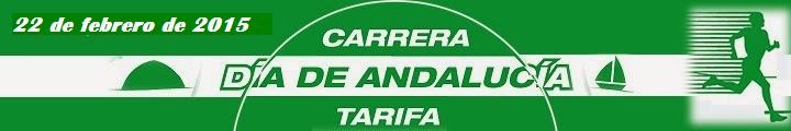 VIII CARRERA DÍA DE ANDALUCÍA EN TARIFA