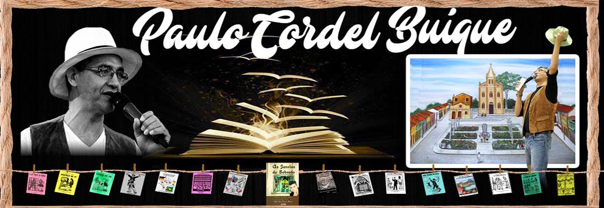 Paulo Cordel  Buique