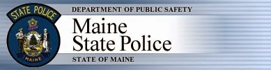 Maine State Police Press Releases