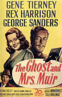 The Ghost and Mrs. Muir (1947) Poster
