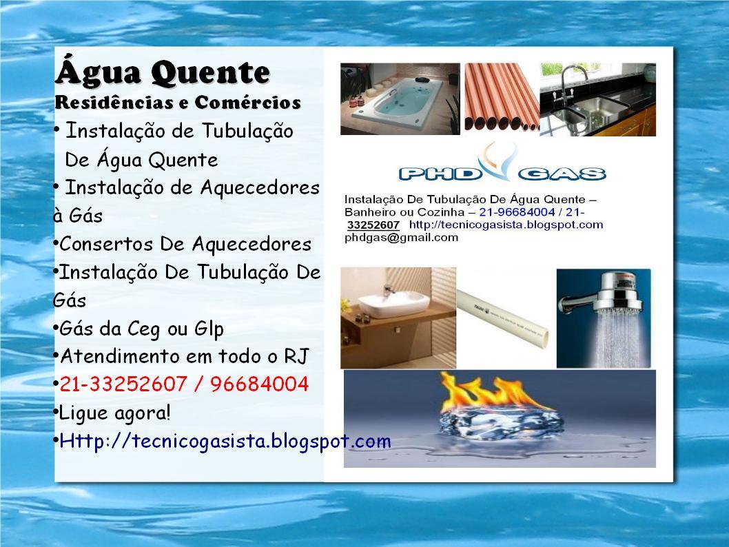 agua quente instalação de tubulação de gás instalar agua quente  #167BB5 1058 794