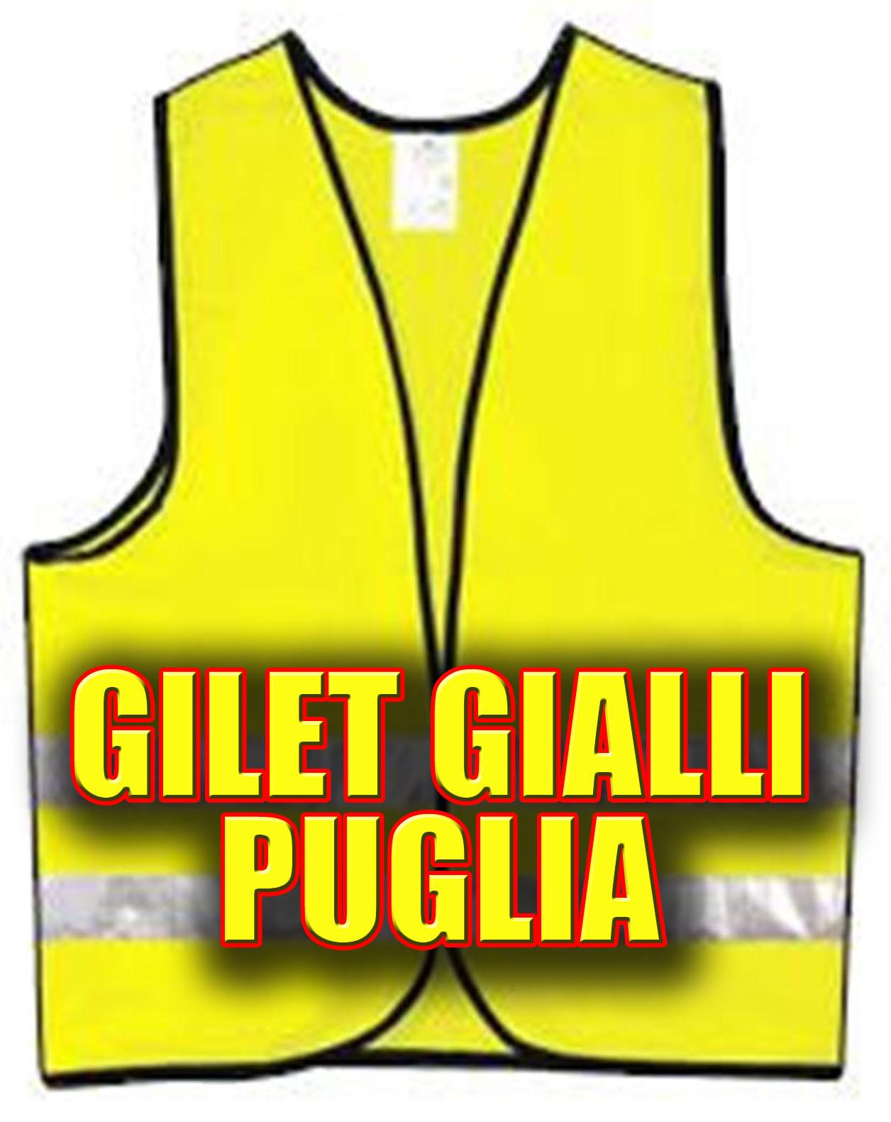 Gilet Gialli Puglia