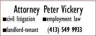 Attorney Peter Vickery