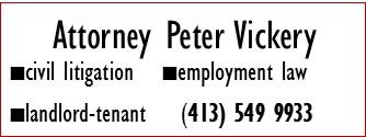 Attorney Peter Vickery