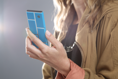 Motorola Project Ara Prototype is ready, the first Modular phone is near
