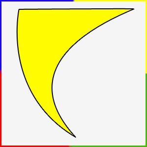 pecahan logo  tutorial89 - huruf T