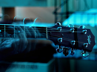 Love Music Guitar Awesome