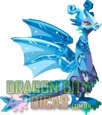 Dragão Cristalino