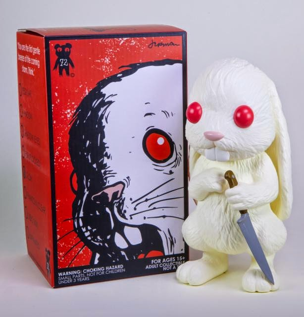 Regular Edition Choices Vinyl Figure by Jermaine Rogers