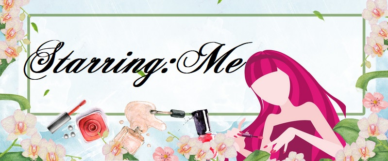 ...starring :me...
