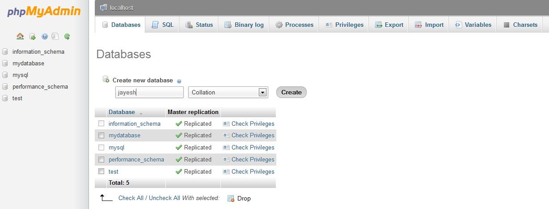 students lab keep sharing enjoy learning php to mysql database
