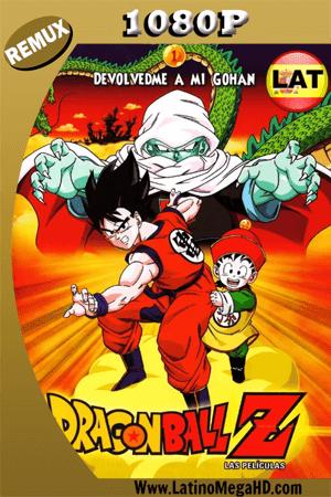Dragon Ball Z: ¡Devuélvanme a mi Gohan! (1989) Latino HD BDREMUX 1080P ()