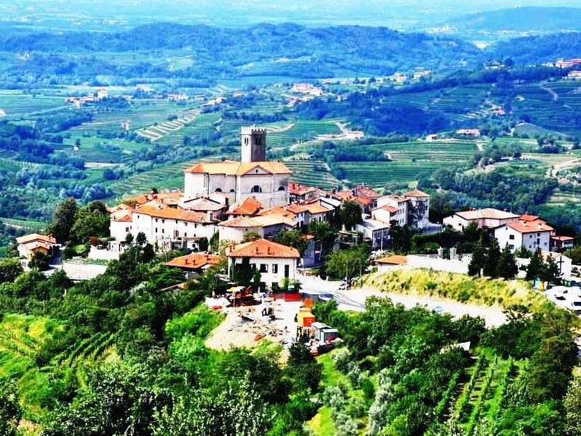 Schede delle escursioni nei dintorni di trieste novembre 2012 - Agenzia immobiliare slovenia ...