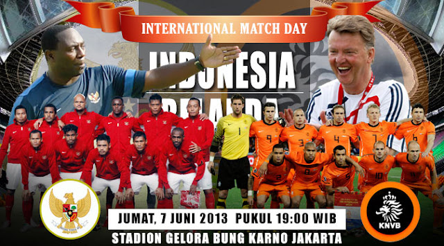 Hasil Akhir Timnas Indonesia vs Belanda Friendly Match (Jum'at, 7 Juni ...