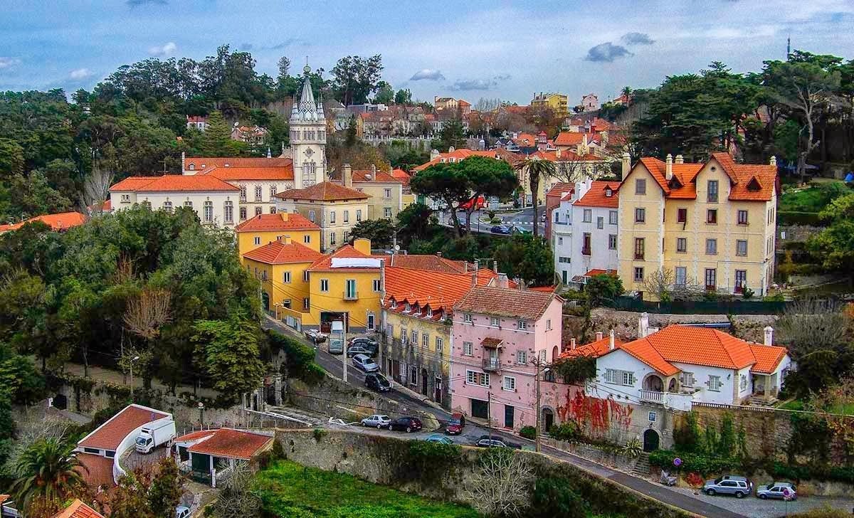 Sintra Portugal  city photo : Sintra – Portugal