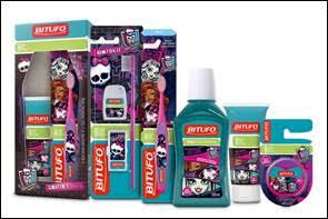 Bitufo apresenta nova linha infantil licenciada Monster High