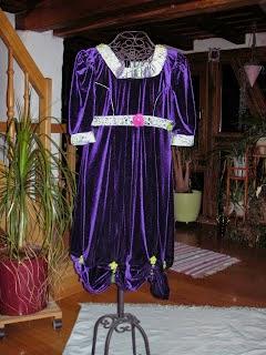 Kleid für Fasching