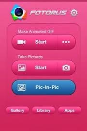 برنامج تعديل الصور للاندرويد download fotorus