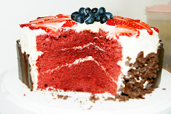 Red Velvet Cake (Bobby Flay Recipe)
