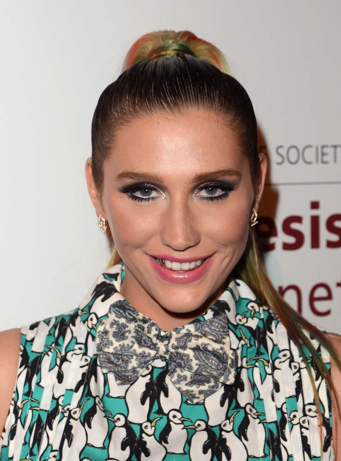 Kesha Hot Pictures at 2013 Genesis Awards Benefit Gala in LAKesha 2013 Photoshoot