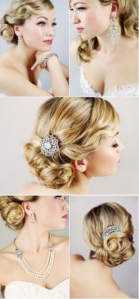 sexy wedding hairstyles