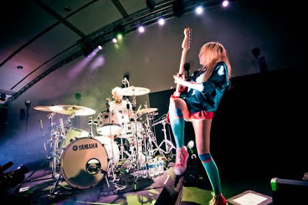 #news: The Ting Tings back on tour for 2012, dates announcement!