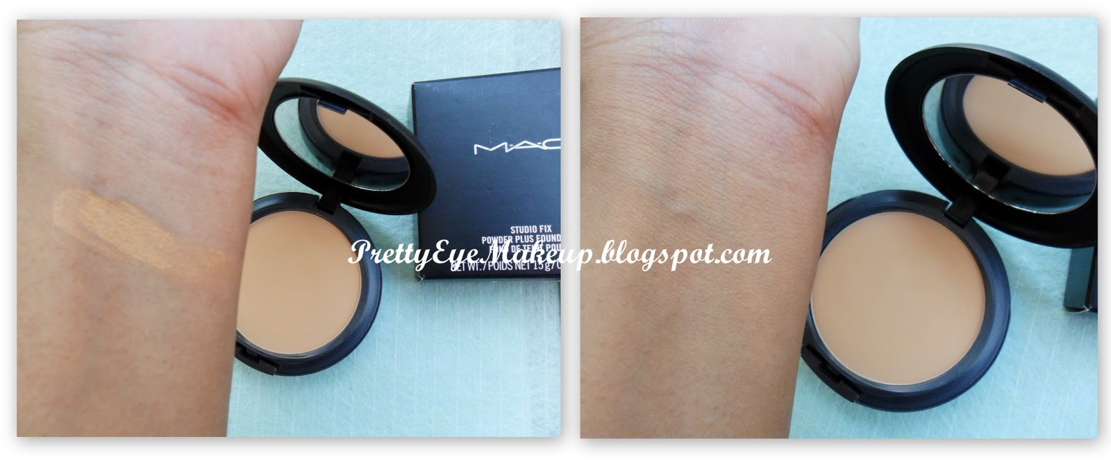 makeupandbeautypune mac studio fix powder plus foundation review