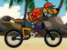 Scooby Doo Bisiklet Oyunu