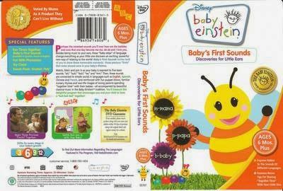 Ebook For Children Fshare Baby Einstein Baby S First Sounds