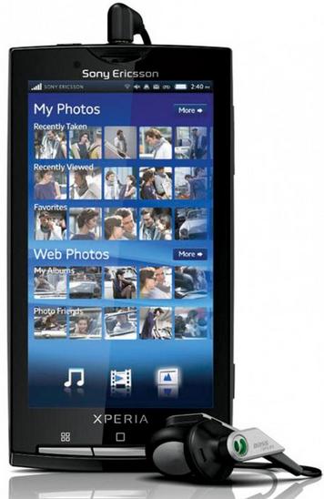 Harga Sony Xperia X10 Terbaru
