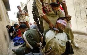 Inilah Penindasan Kaum Sunni di Irak Oleh Syiah, Pria Disembelih, Wanita Diperkosa Ramai - ramai Kemudian Dibunuh