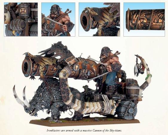 Rhinox Tank Cannon Gun