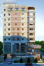 3d Visualisasi Render Hotel Makassar - Rumah Garis