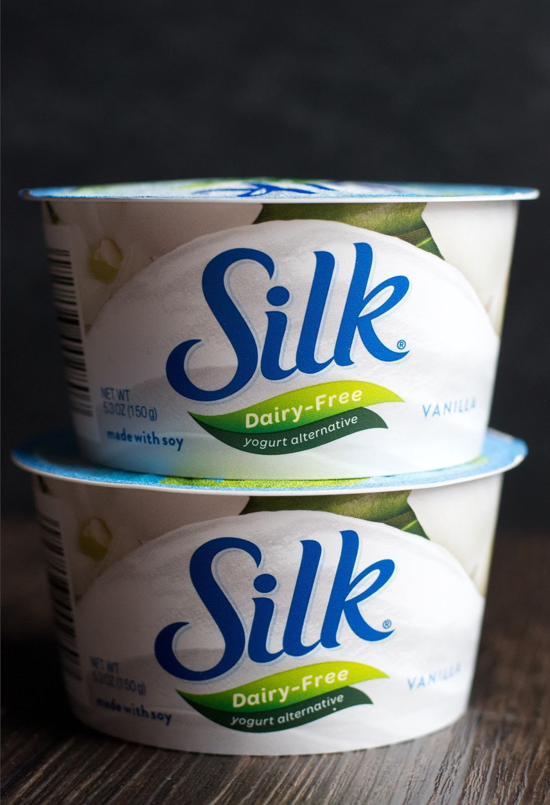 Silk Dairy-Free Yogurt | Making it Milk-free
