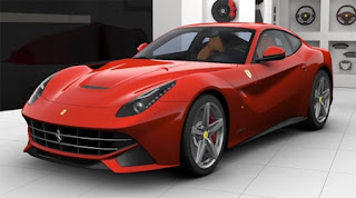 Mobil keren Ferrari F12berlinetta