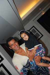 Salman Khan and Marziya Shakir