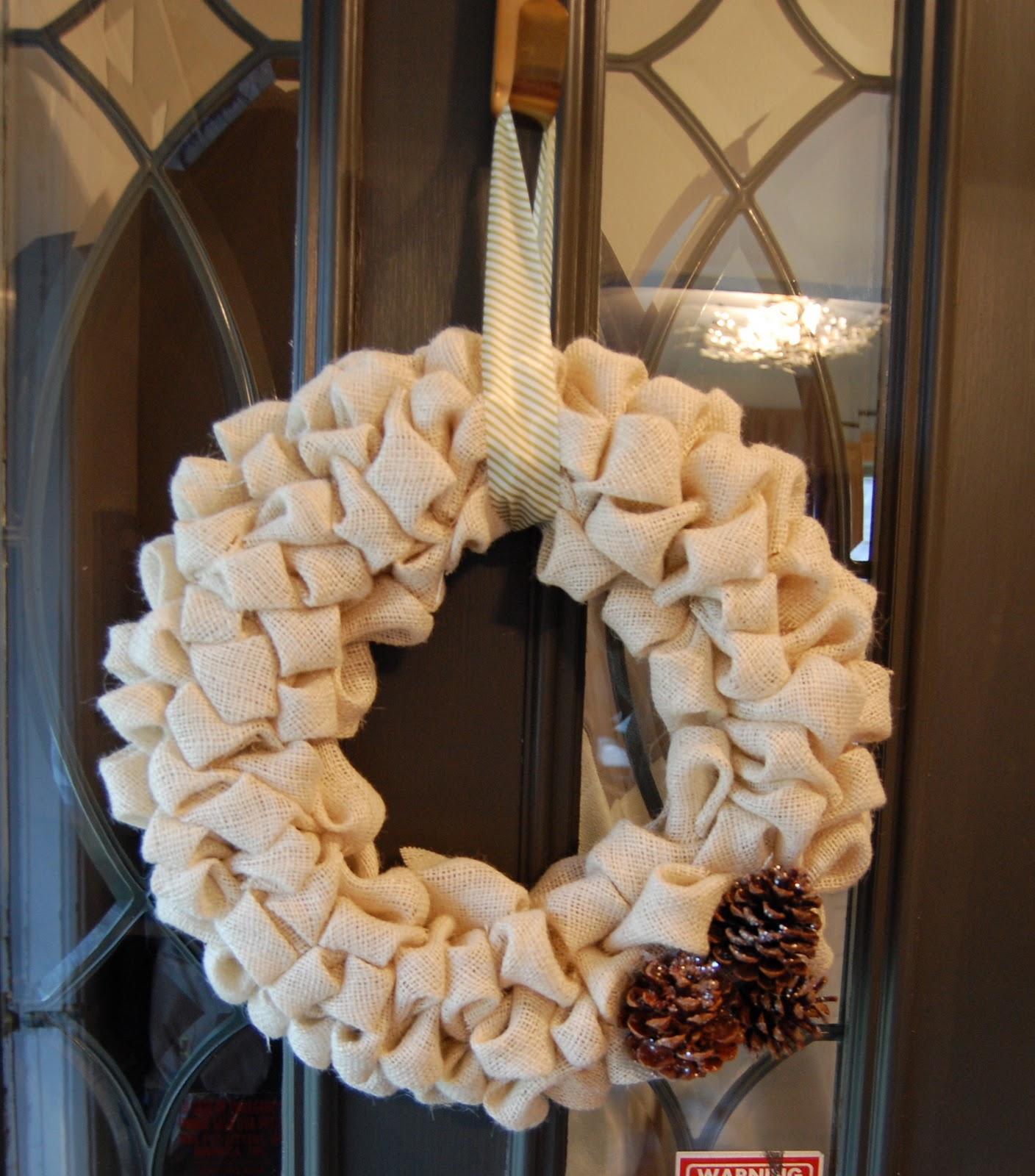 Pinterest Christmas Wreath Ideas