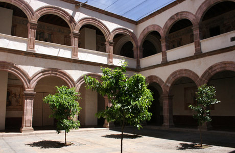 Exconvento de Santa Ana, Michoacn, Tzintzuntzan