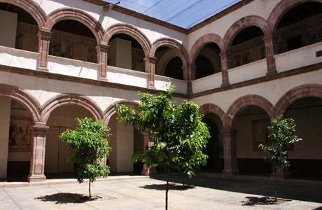 Exconvento de Santa Ana, Michoacán, Tzintzuntzan