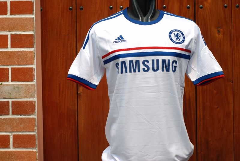 New Kits Chelsea Away 13/14 Official