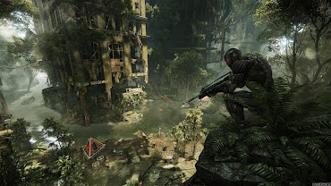 #8 Crysis Wallpaper