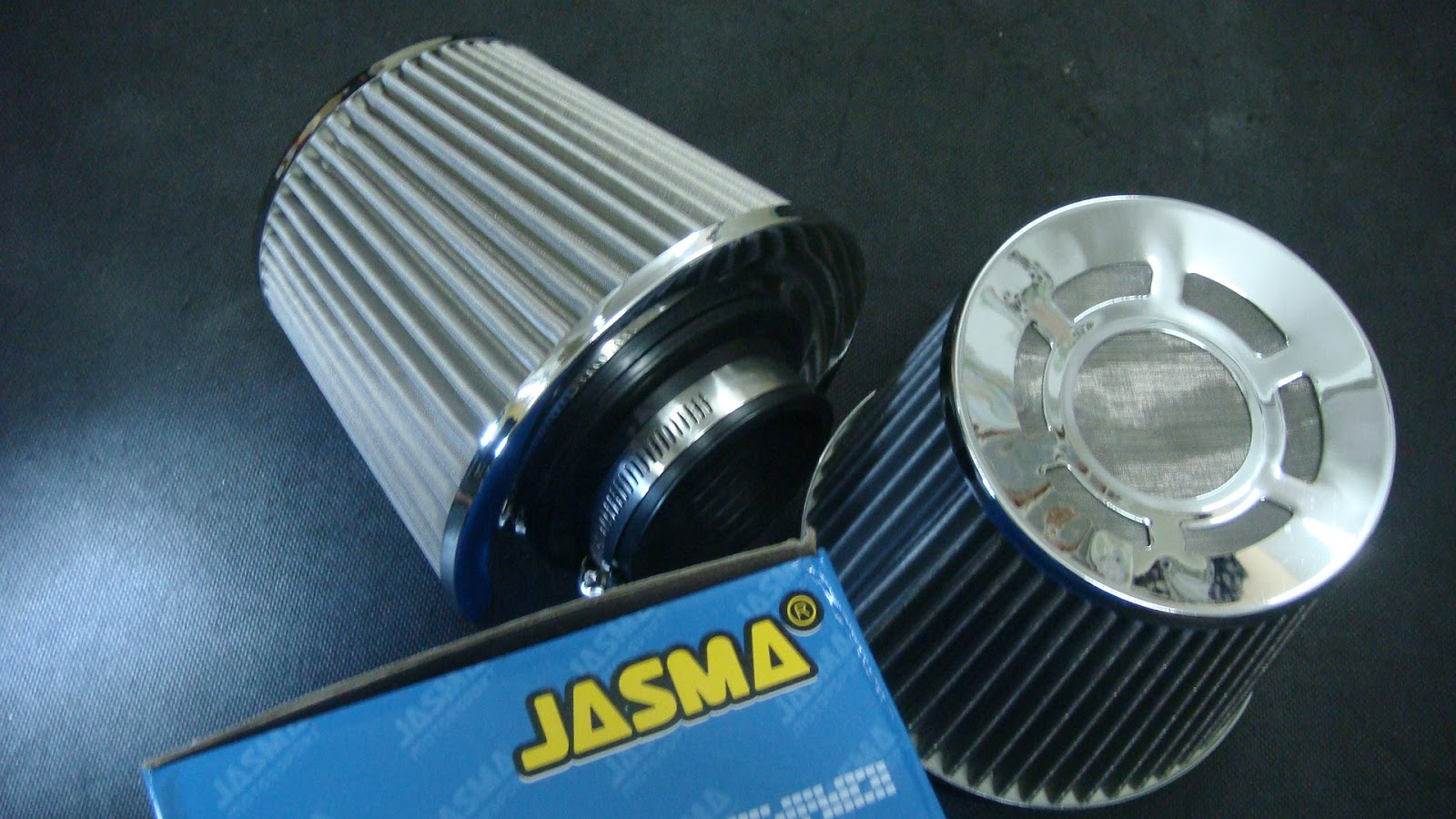 Wire Mesh Air Cleaner : Ezperformance stainless steel mesh air filter