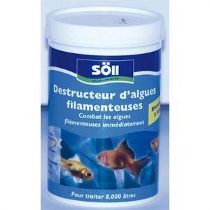 Produits anti algues engrais pour aquarium conditionneur for Produit pour aquarium