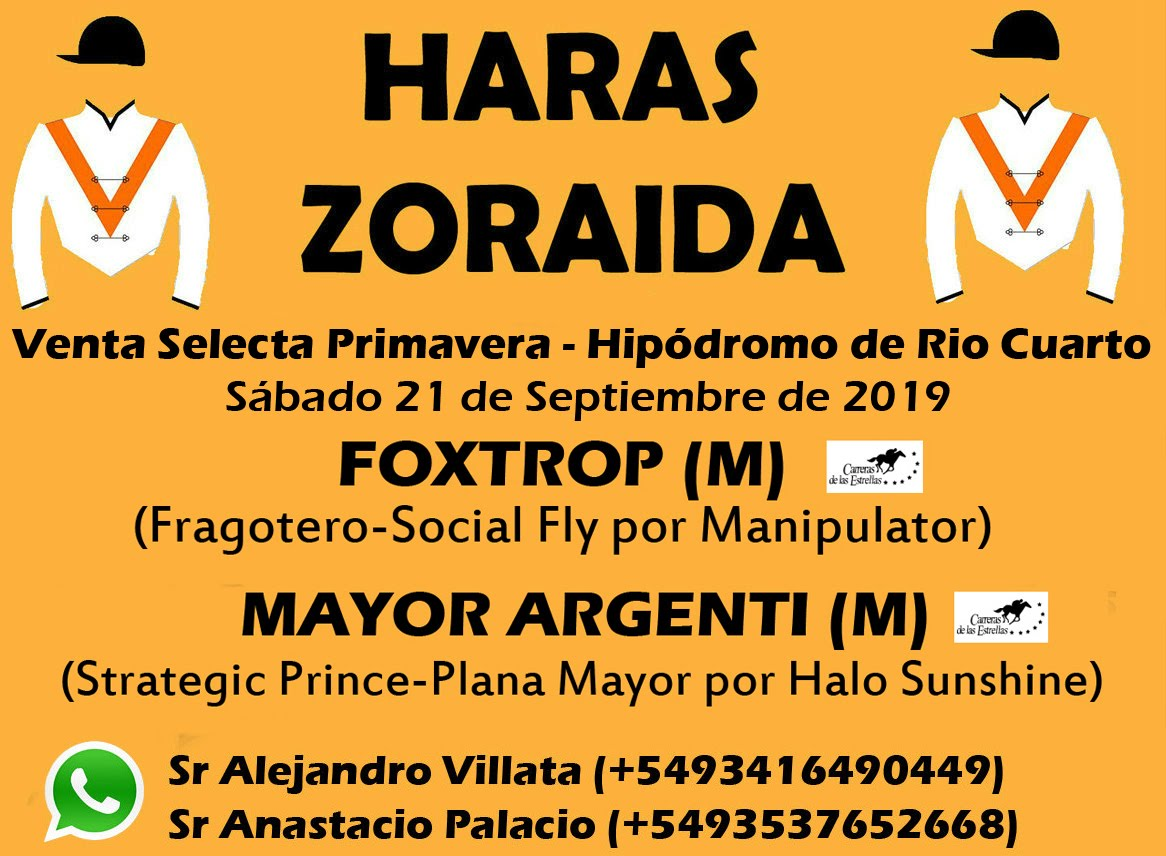 HS ZORAIDA - RIO CUARTO