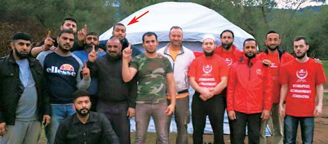 Ο Άγγλος (ασθενής) τζιχαντιστής στην Μυτιλήνη με το παράνομο τζαμί