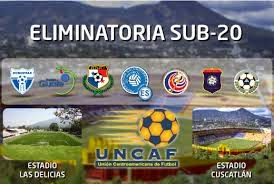 Eliminatorias-Uncaf sub 20