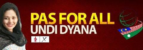 Vote Dyna Sofya - Vote PR