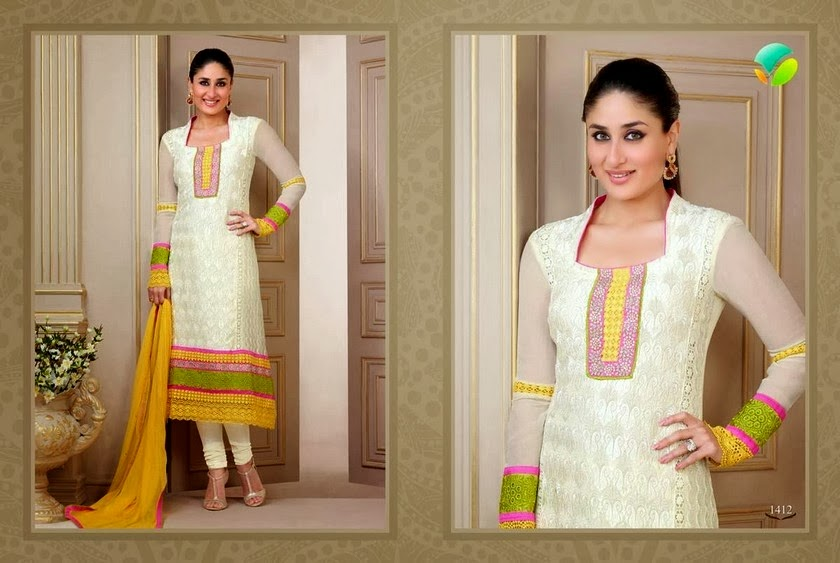 Kareena Kapoor Designer Salwar Suits